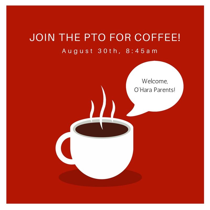 PTO welcome coffee