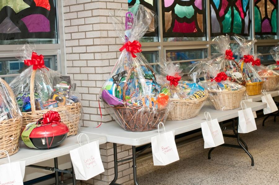Classroom Theme Basket Ideas ~ Spring baskets o hara elementary pto