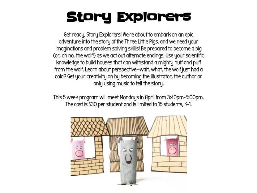 StoryExplorers