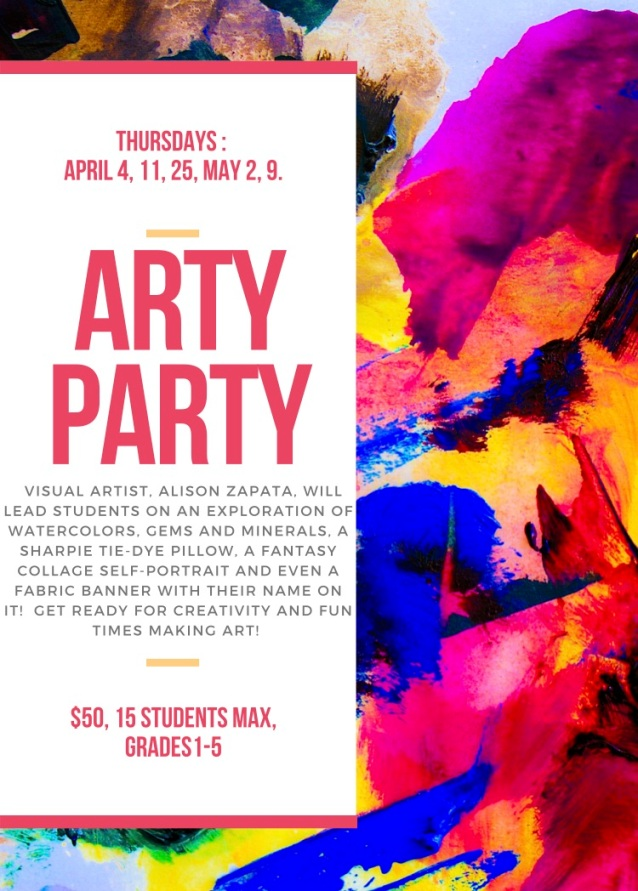 Arty Party 2