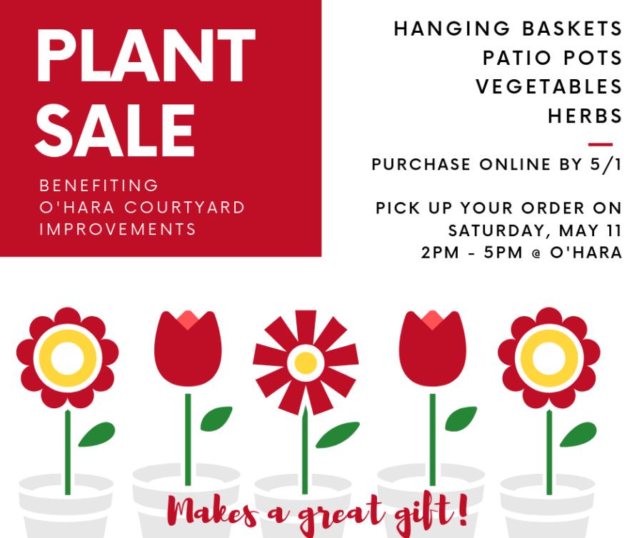 Plant Sale - FB
